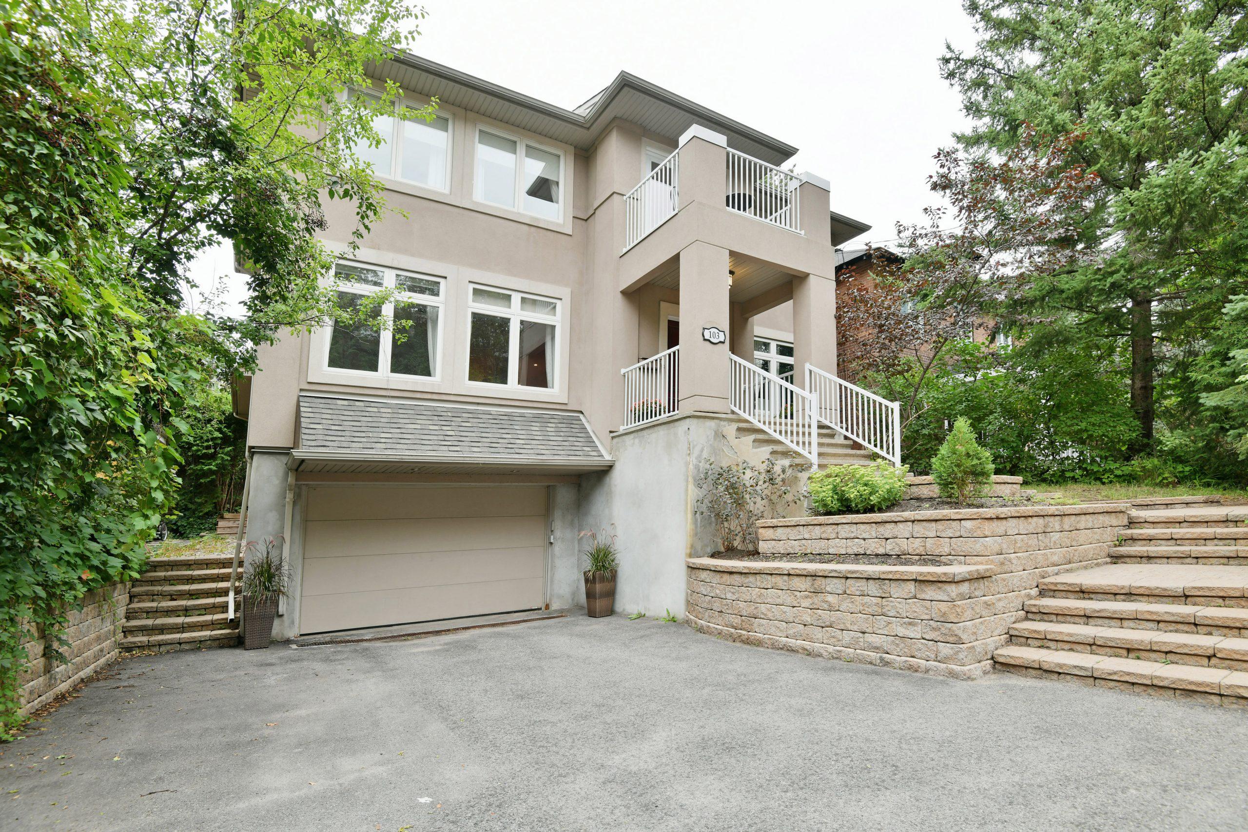 103 Rideau Terrace – Sold September 2020